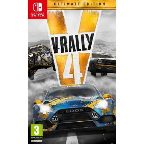 V-Rally 4 (Ultimate Edition) (Nintendo Switch)