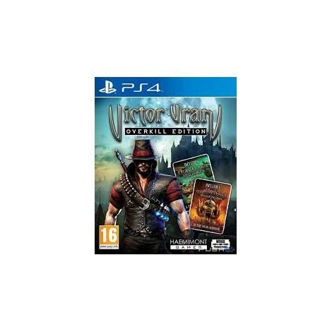 Victor Vran - Overkill Edition (PS4)