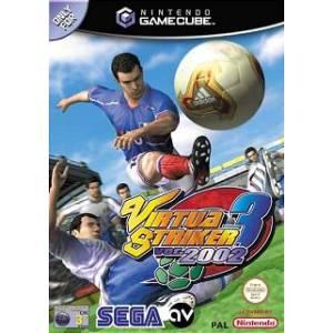 Virtua Striker 3 ver. 2002 (GAME CUBE)