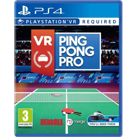 VR Ping Pong Pro (PS4)