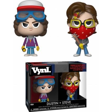 Vynl: Stranger Things - Dustin + Steve Vinyl Collectibles Figures