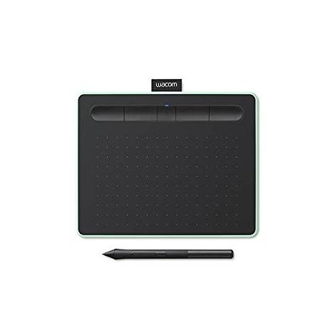 WACOM (CTL-4100WLE-N) INTUOS PEN TABLET BLUETOOTH, SMALL, GREEN
