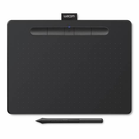 WACOM (CTL-4100WLK-N) INTUOS PEN TABLET BLUETOOTH, SMALL, BLACK