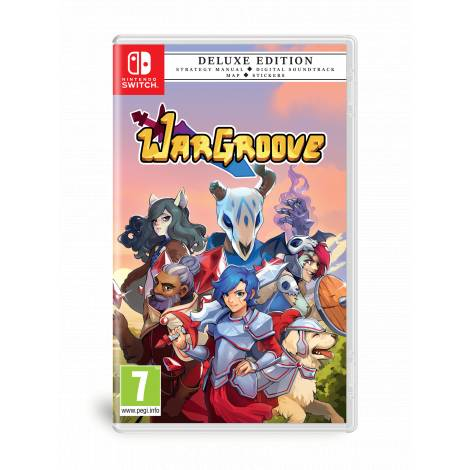 WARGROOVE DELUXE EDITION (Nintendo Switch)