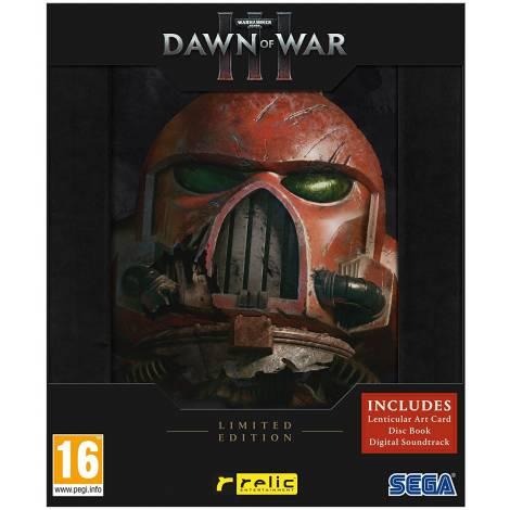Warhammer 40000: Dawn of War III - Limited Edition (PC)