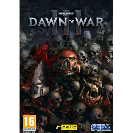 Warhammer 40000 Dawn of War III - D1 Edition (PC)