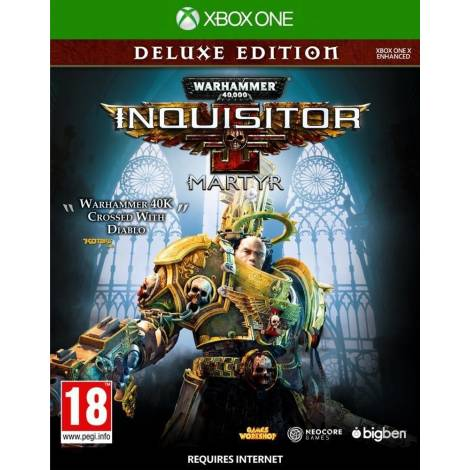 WARHAMMER 40,000 INQUISITOR MARTYR DELUXE EDITION (XBOX ONE)