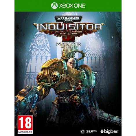 Warhammer 40,000 Inquisitor Martyr (Xbox One)