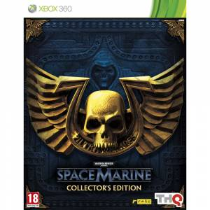 Warhammer 40,000: Space Marine Collector's Edition (XBOX 360)
