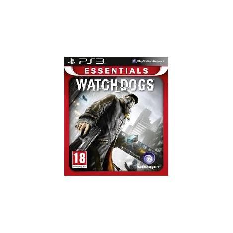 Watch Dogs - Essentials (PS3)