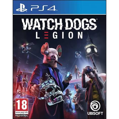 Watch Dogs Legion & Preorder Bonus (PS4)