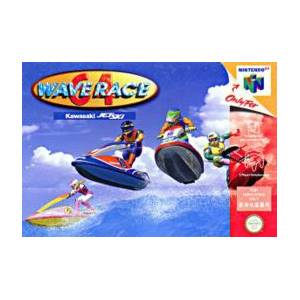 Wave Race 64 (Nintendo 64)