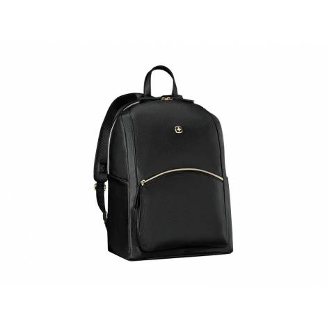 Wenger, LeaMarie, Slim 14'' Laptop Backpack, Black ( R ) (610190)