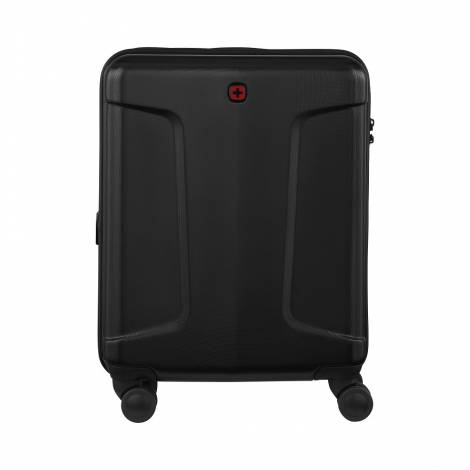 Wenger, Legacy, Carry-On Hardside Case, Black ( R ) (610136)