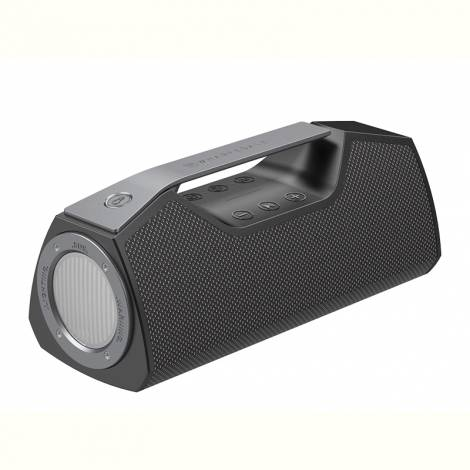 WHARFEDALE Exson M Aδιάβροχο Bluetooth Hχείο /Charger Ανθρακί