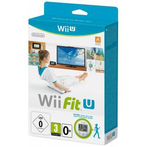 Wii Fit U with Fit Meter (Green) (Wii U)
