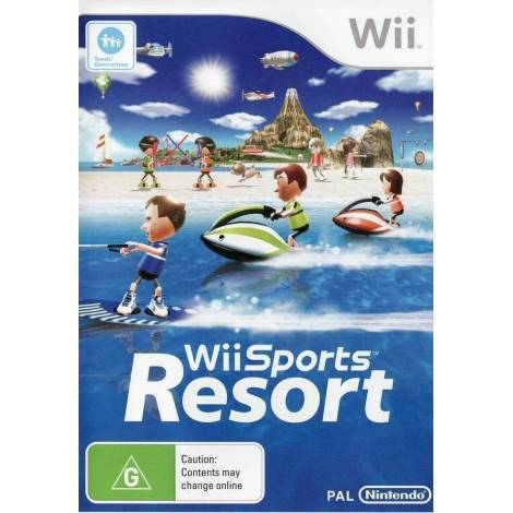 Wii Sports Resort - Selects (Wii)