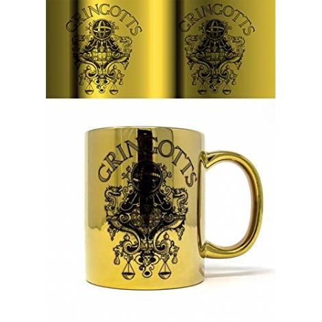 Wizarding World - Harry Potter (Gringotts) Metallic Mug (FMG25017)