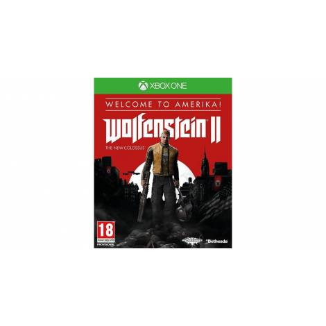 Wolfenstein II: The New Colossus - Welcome to Amerika! Edition (Xbox One)