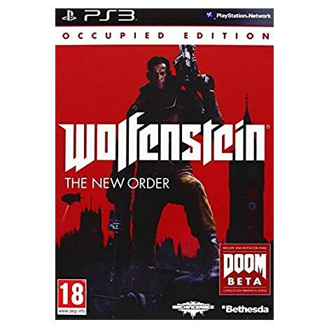 Wolfenstein: The New Order OCCUPIED EDITION (PS3)