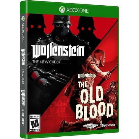 Wolfenstein The Two Pack (XBOX ONE)