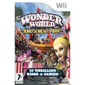 Wonderworld: Amusement Park (Wii)