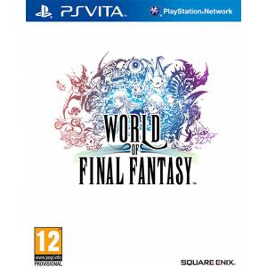 World of Final Fantasy D1 Edition (PS Vita)