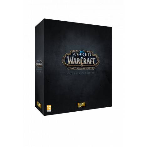 World Of Warcraft Battle For Azeroth (Collector's Edition) (PC)