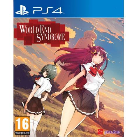 WORLD END SYNDROME (PS4)