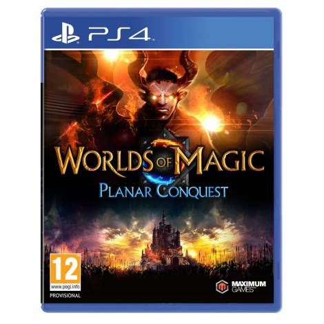 Worlds of Magic : Planar Conquest (PS4)