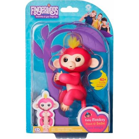 WOWWEE Fingerlings Bella Pink (3705)