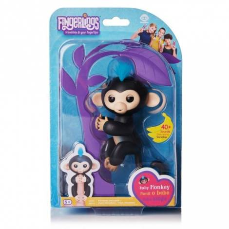 WOWWEE Fingerlings Finn Black (3701)