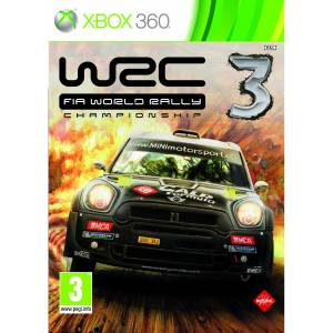 WRC 3: FIA World Rally Championship (XBOX 360)