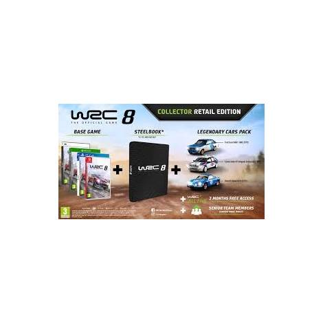 WRC 8 Collector's Edition (Xbox One)
