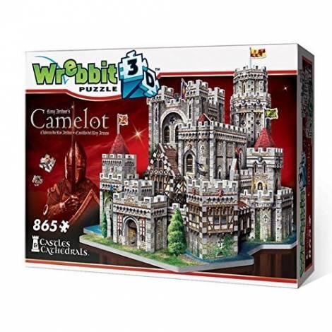 Wrebbit 3D Puzzle King Arthur's Camelot (865-Piece)