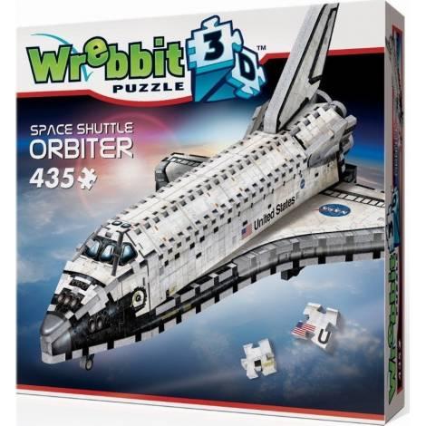 Wrebbit Παζλ 3D 435τεμ. (W3D-1008) Space Shuttle