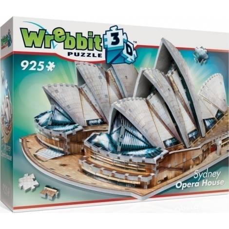 Wrebbit Παζλ 3D 925τεμ. (W3D-2006) Sydney Opera House