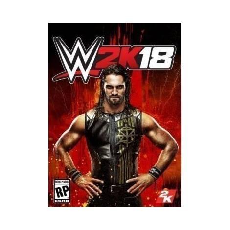 WWE 2k18 - Steam CD Key (Κωδικός μόνο) (PC)
