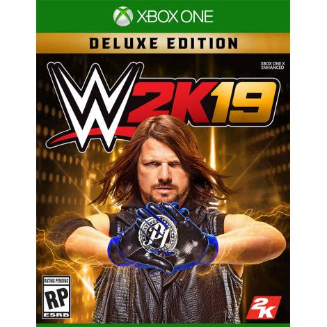 WWE 2K19 (Deluxe Edition) (Xbox One)