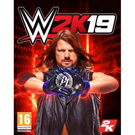 WWE 2K19 CD Key (κωδικός μόνο)  (PC)