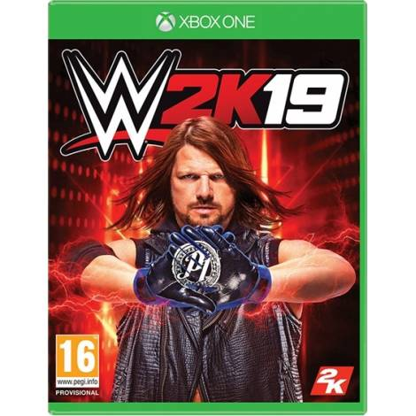 WWE 2K19 Day One (Xbox One)