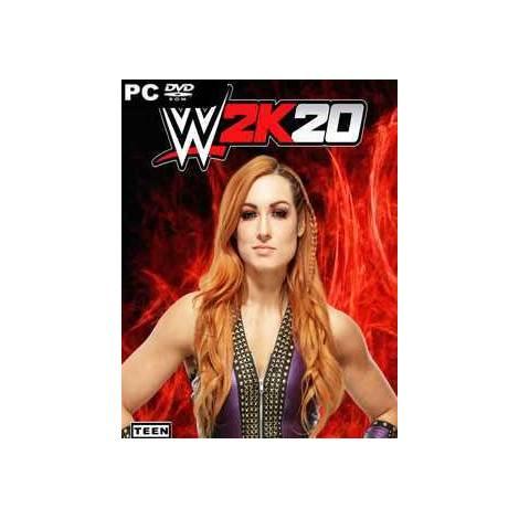 WWE 2k20 (PC) (Cd Key Only)