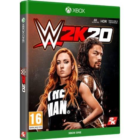 WWE 2K20 (Xbox One) (Day One Edition)