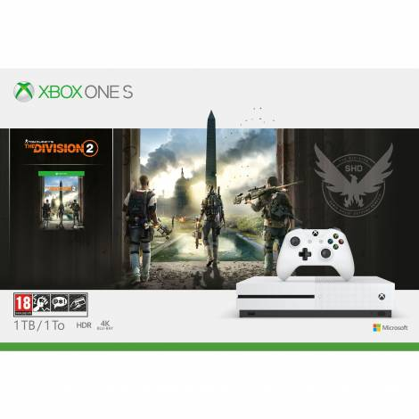 XBOX ONE CONSOLE  S 1TB DIVISION 2