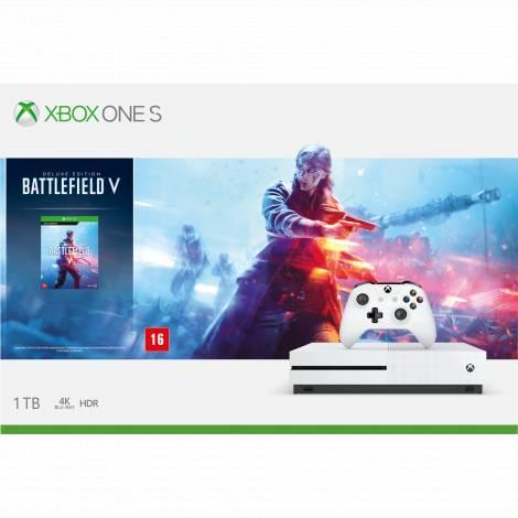 Xbox One S 1TB   BattlefieldTM V