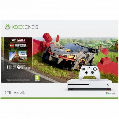 Xbox One S  Forza Horizon 4 LEGO® Speed Champions Bundle (234-01098)
