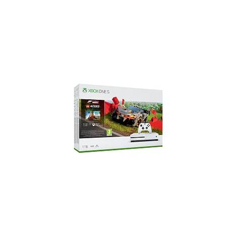 Xbox One S  Forza Horizon 4 LEGO® Speed Champions Bundle (234-01098)