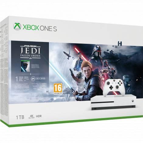 Xbox One S Star Wars Jedi Fallen Order Bundle   (234-01130)