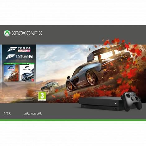 Xbox One X 1TB   Forza Horizon 4/ Forza Motorsport 7