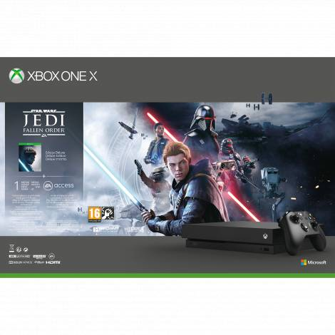 Xbox One X Star Wars Jedi Fallen Order Bundle (CYV-00420)